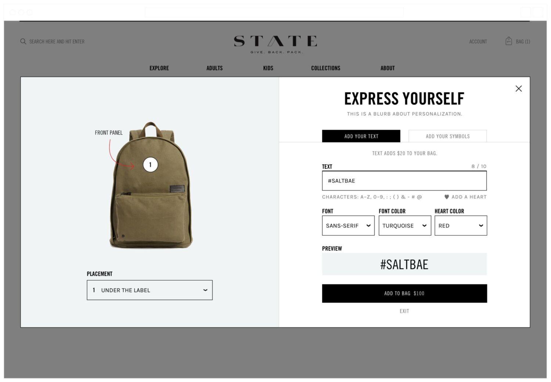 E-Commerce Design, Development